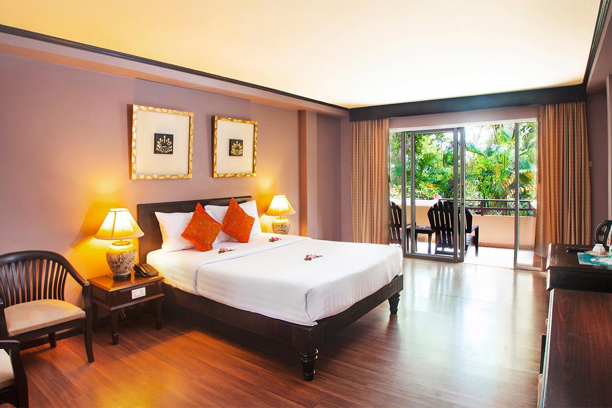 Hotel Pandanus Resort